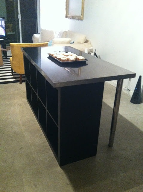 Best ideas about DIY Kitchen Island Ikea . Save or Pin DIY Ikea kitchen island Already have the base ybe Now.