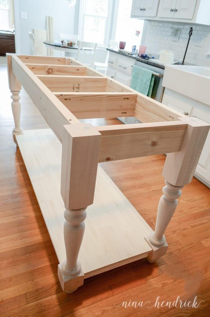 Best ideas about DIY Kitchen Island Plans . Save or Pin 23 Best DIY Kitchen Island Ideas and Designs for 2019 Now.