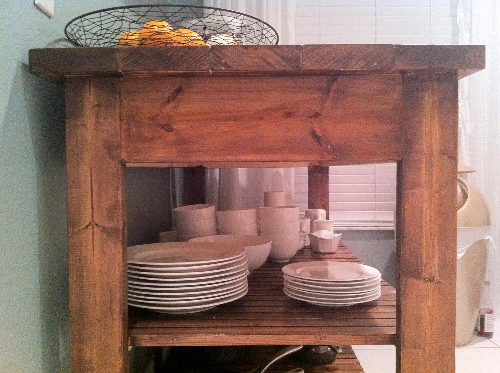 Best ideas about DIY Kitchen Island Plans . Save or Pin Domestic Jenny diy kitchen island plans Now.