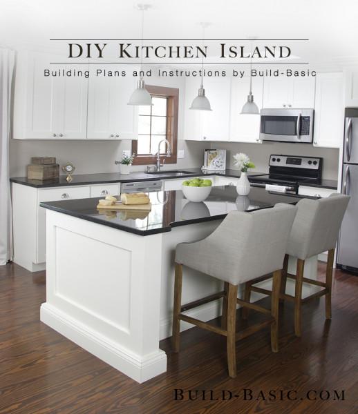 Best ideas about DIY Kitchen Island Plans . Save or Pin Build a DIY Kitchen Island ‹ Build Basic Now.
