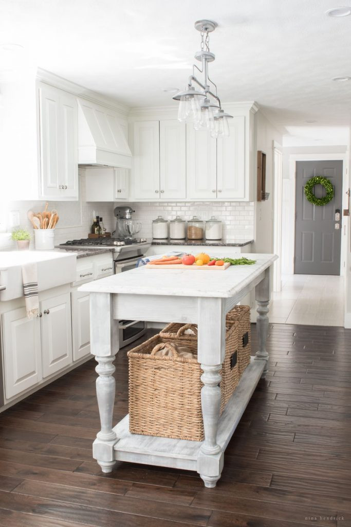 Best ideas about DIY Kitchen Island Plans . Save or Pin Build Your Own DIY Kitchen Island Now.