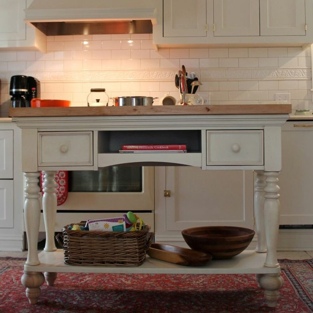 Best ideas about DIY Kitchen Island Plans . Save or Pin DIY kitchen island Now.