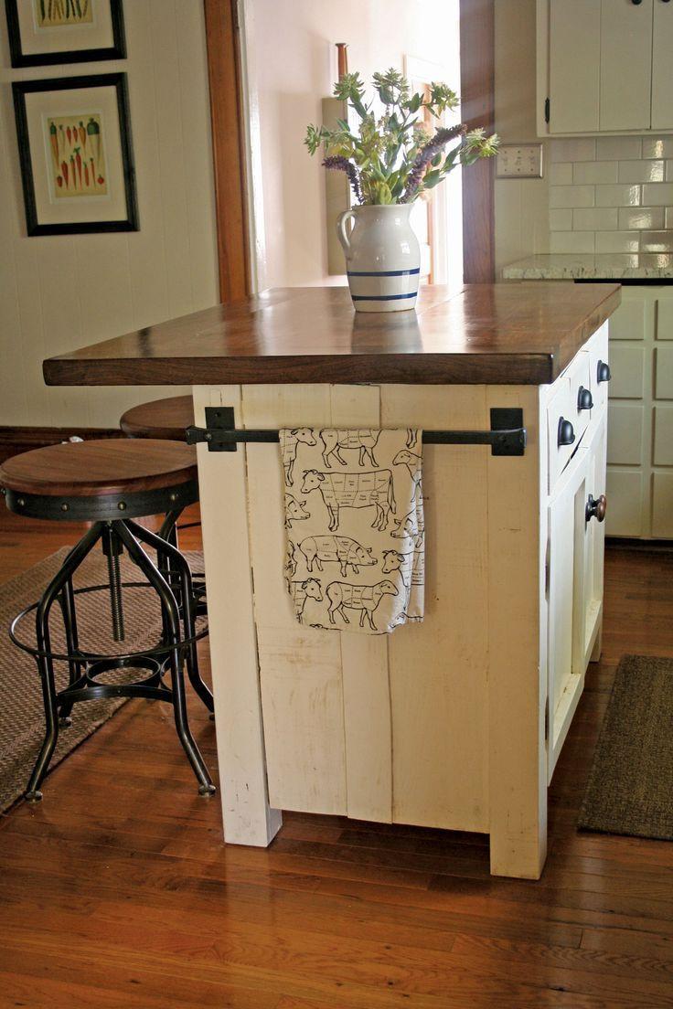Best ideas about DIY Kitchen Island With Seating . Save or Pin diy kitchen ideas kitchen islands Now.