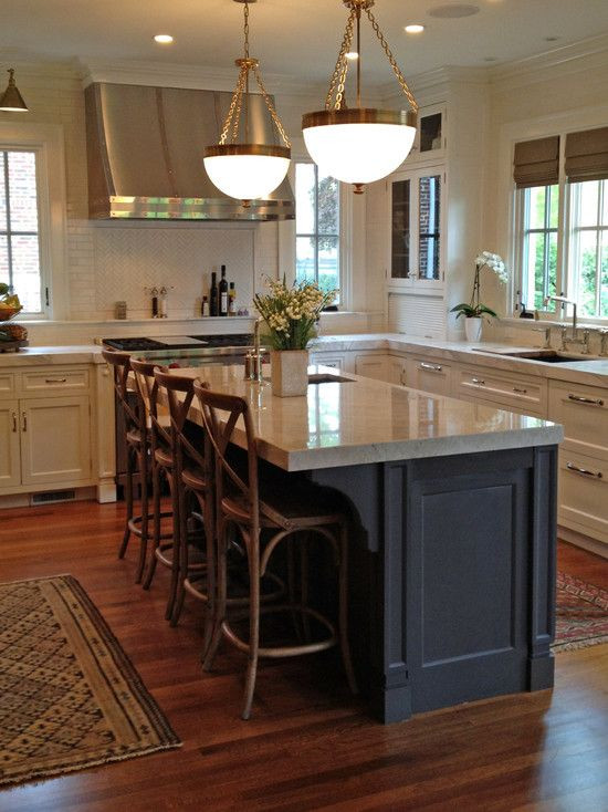 Best ideas about DIY Kitchen Island With Seating . Save or Pin Find and save inspiration about kitchen Island on Now.