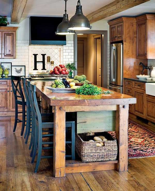 Best ideas about DIY Kitchen Island With Seating . Save or Pin 19 Must See Practical Kitchen Island Designs With Seating Now.