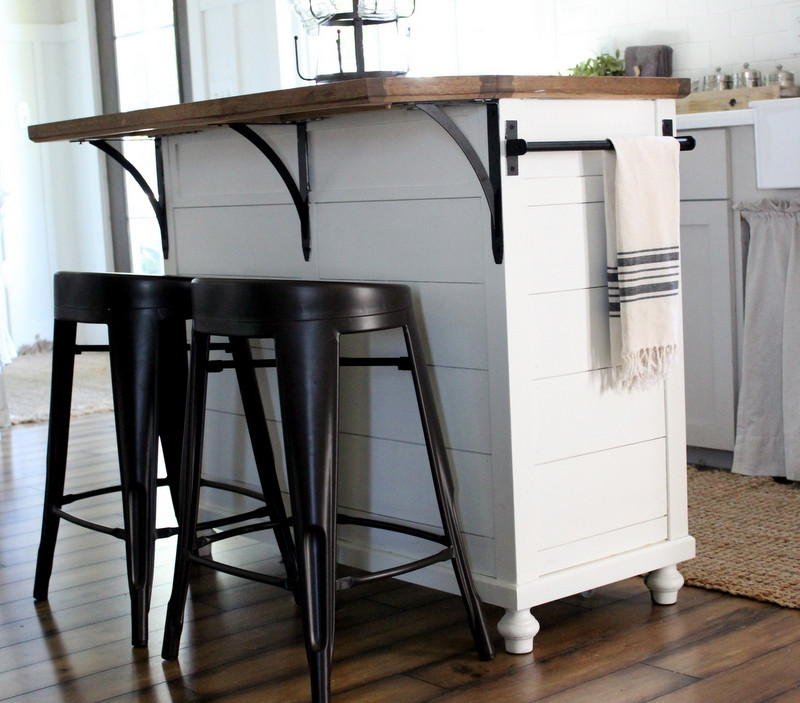 Best ideas about DIY Kitchen Island With Seating . Save or Pin These 14 Fixer Upper Inspired DIY Ideas Will Unleash Your Now.