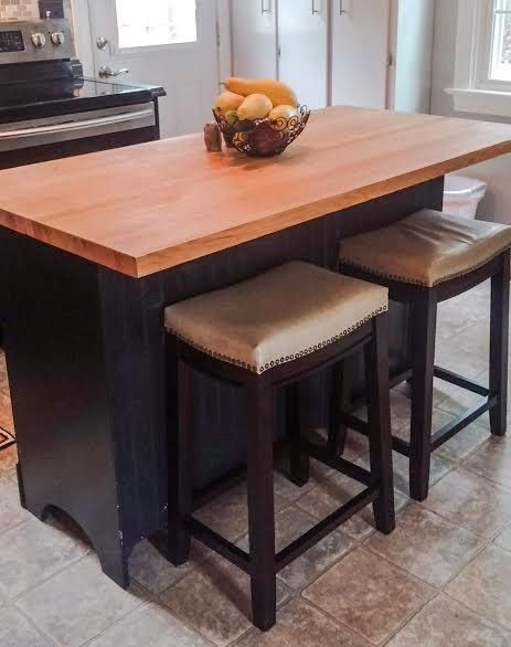 Best ideas about DIY Kitchen Island With Seating . Save or Pin 99 best kitchen island bar ideas images on Pinterest Now.