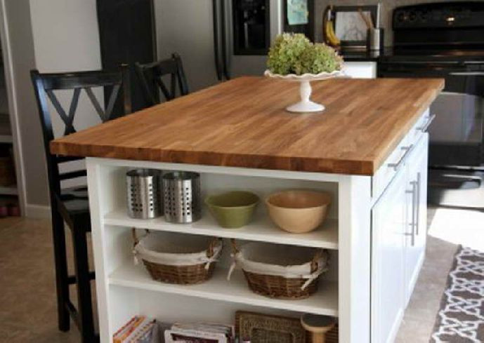 Best ideas about DIY Kitchen Islands Ideas . Save or Pin Kitchen Island Ideas & How To Make A Great Kitchen Island Now.