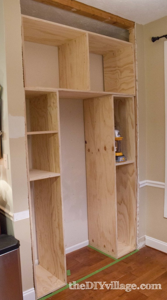 Best ideas about DIY Kitchen Pantry . Save or Pin Kitchen Pantry Update Royal Design Studio Stencil Review Now.