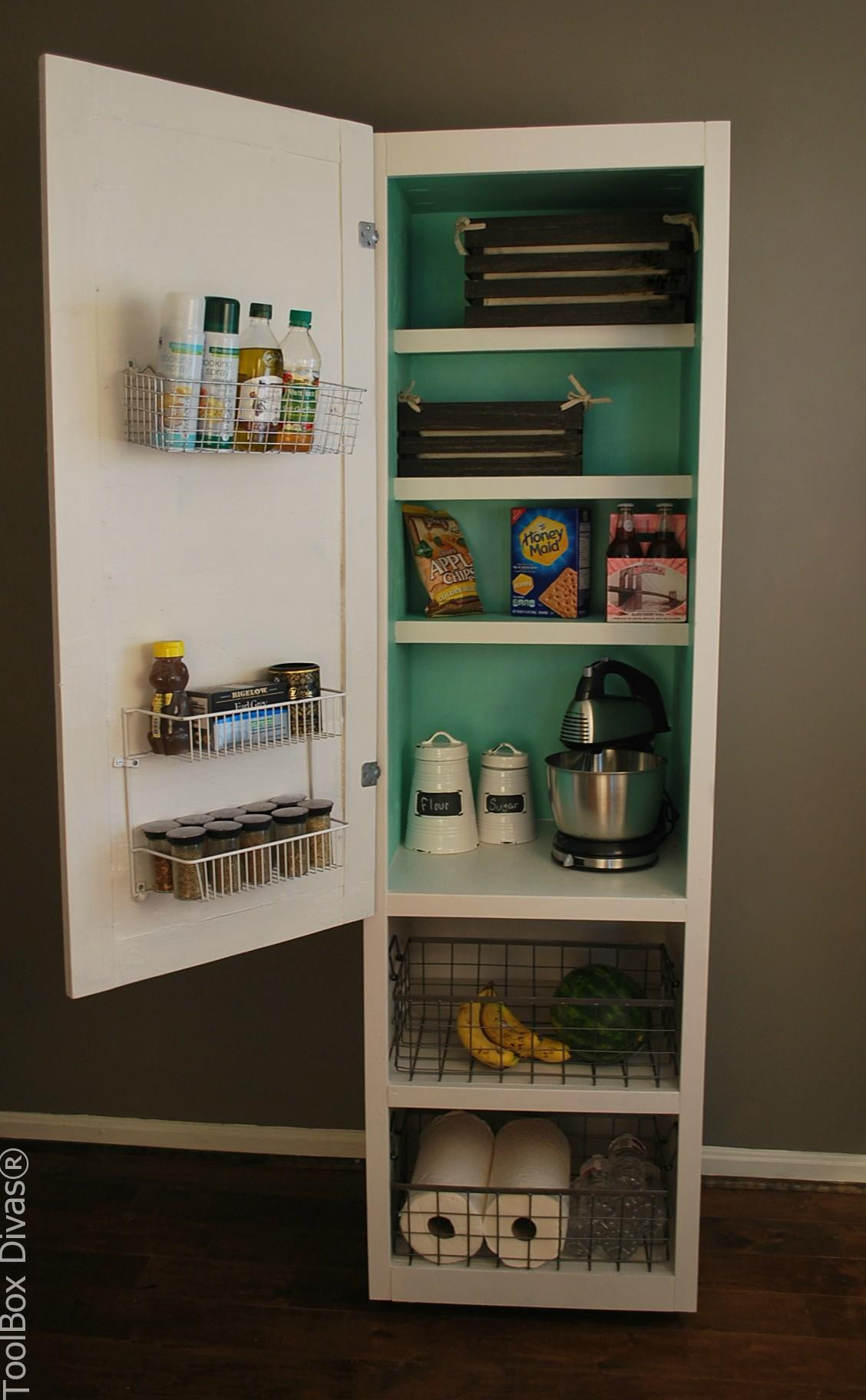 Best ideas about DIY Kitchen Pantry . Save or Pin Remodelaholic Now.