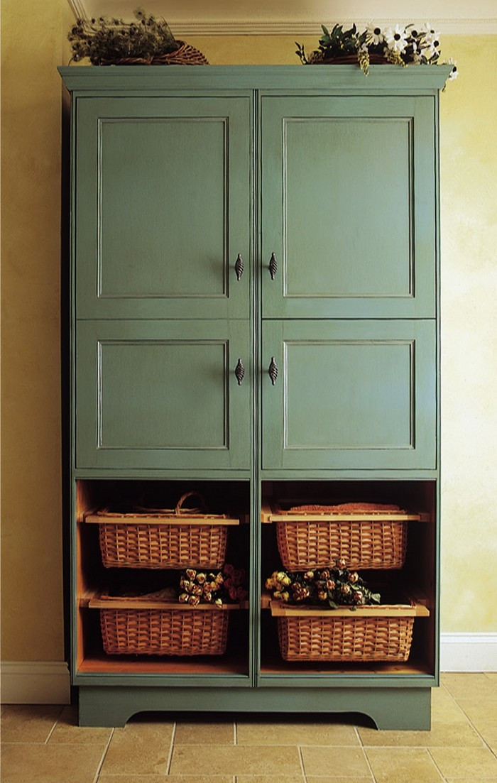 Best ideas about DIY Kitchen Pantry Cabinet . Save or Pin A freestanding pantry for small spaces – Your Projects OBN Now.
