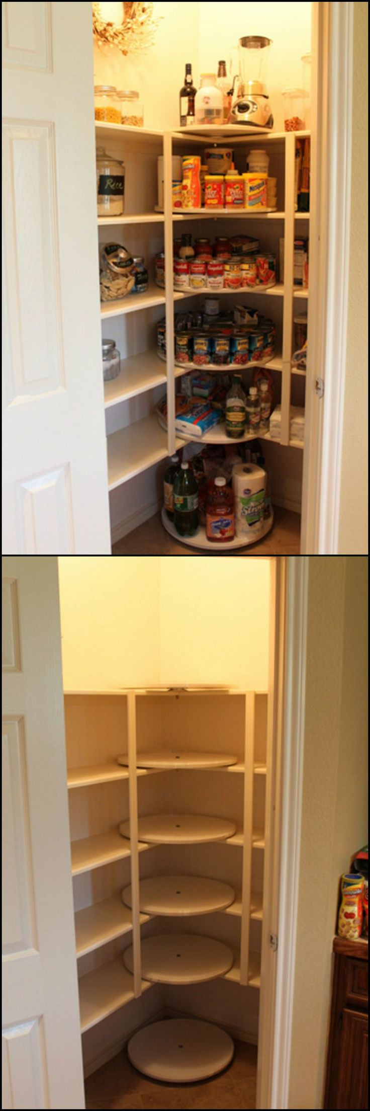 Best ideas about DIY Kitchen Pantry Cabinet . Save or Pin 78 Best images about Kitchen Storage on Pinterest Now.