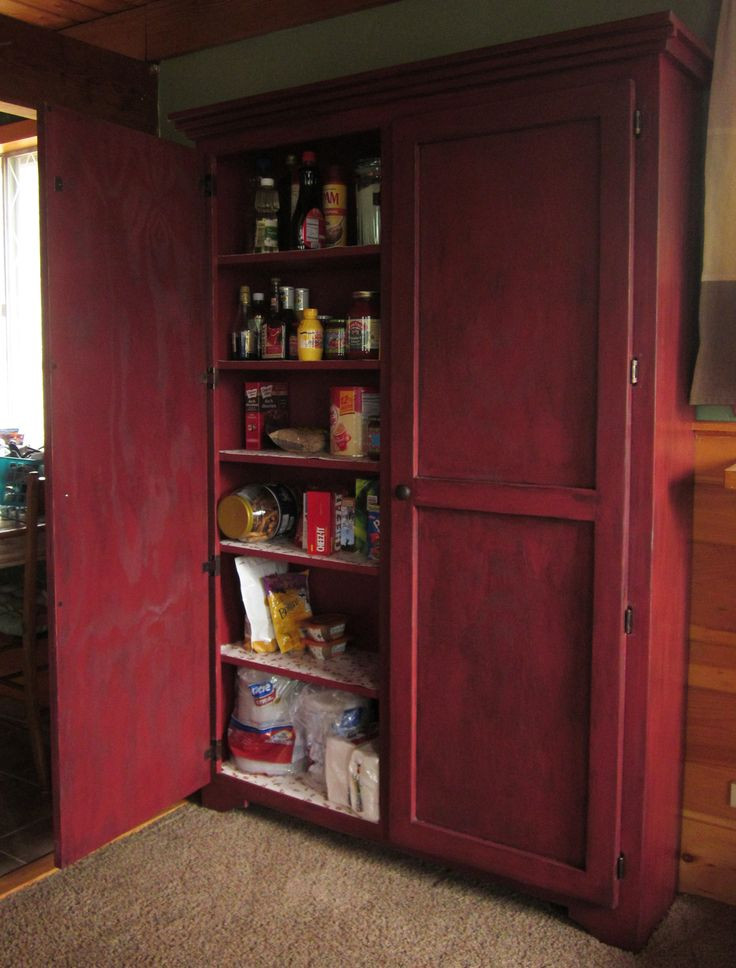 Best ideas about DIY Kitchen Pantry Cabinet . Save or Pin Kitchen Pantry Woodworking Plans WoodWorking Projects Now.
