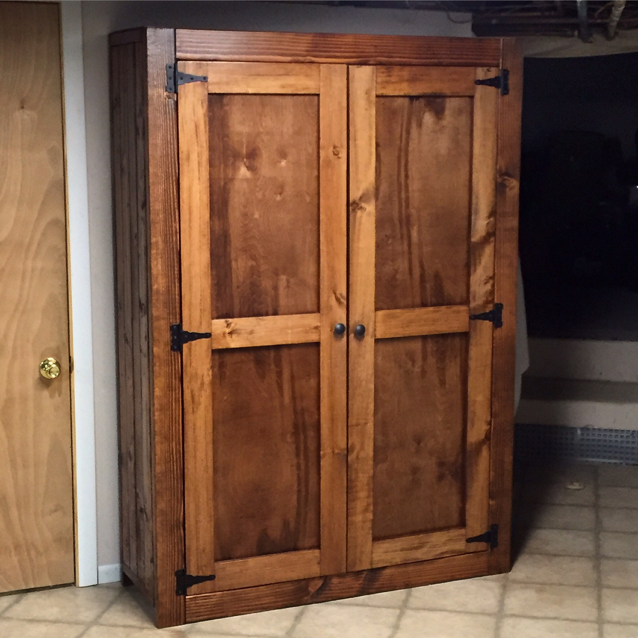 Best ideas about DIY Kitchen Pantry Cabinet . Save or Pin Ana White Now.