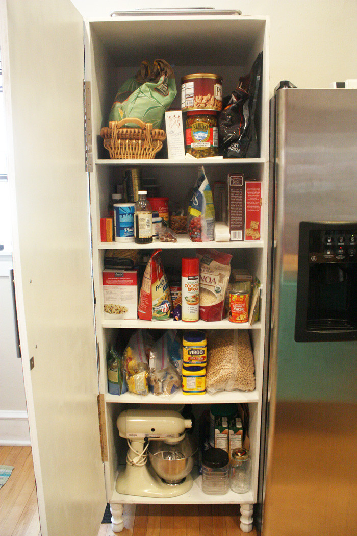 Best ideas about DIY Kitchen Pantry . Save or Pin diy kitchen pantry Now.