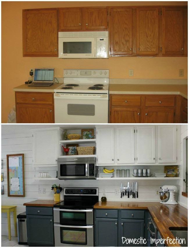 Best ideas about DIY Kitchen Remodel On A Budget . Save or Pin 20 Tutorials and Tips Not to Miss DIY projects Now.