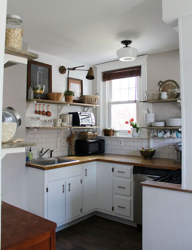 Best ideas about DIY Kitchen Remodel On A Budget . Save or Pin DIY Kitchen Remodel on a Tight Bud Now.