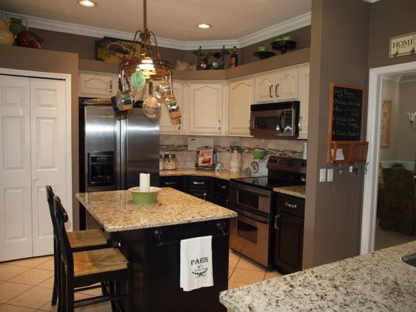 Best ideas about DIY Kitchen Remodel On A Budget . Save or Pin Kitchen DIY Kitchen Remodel A Bud Open Shelving Now.