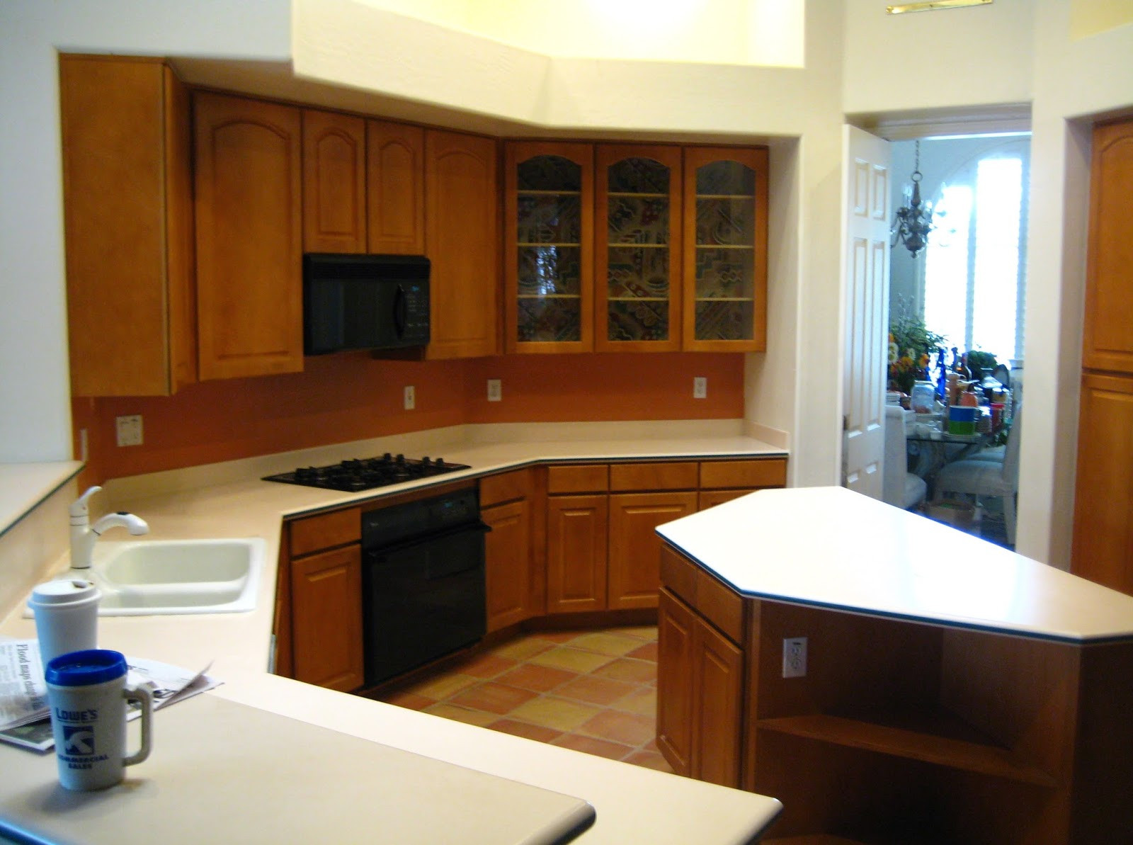 Best ideas about DIY Kitchen Remodel On A Budget . Save or Pin Do it Yourself DIY Kitchen Remodel on a Bud Country Now.