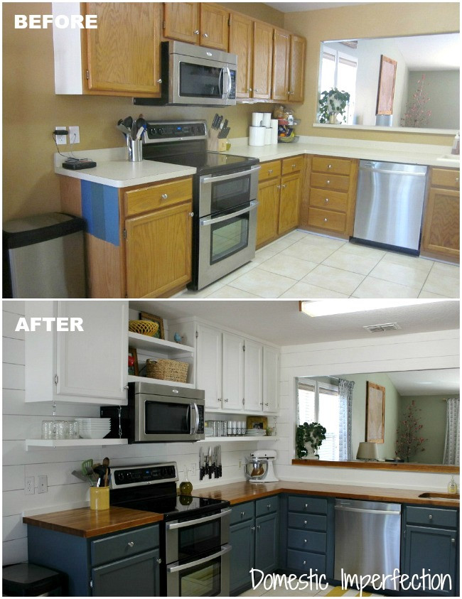 Best ideas about DIY Kitchen Remodel On A Budget . Save or Pin Pneumatic Addict 14 DIY Kitchen Remodels to Inspire Now.