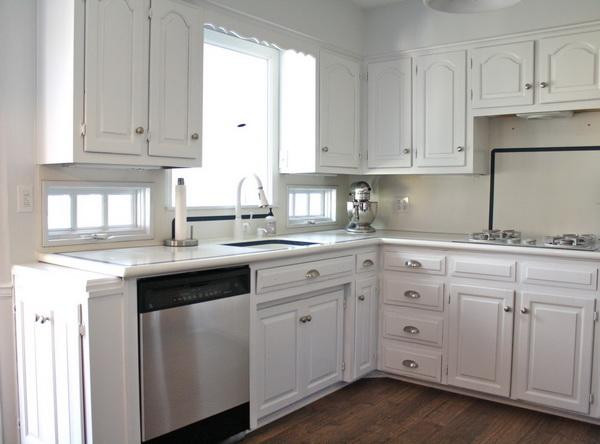 Best ideas about DIY Kitchen Remodel On A Budget . Save or Pin Kitchen Diy Kitchen Remodel Design With White Walls DIY Now.