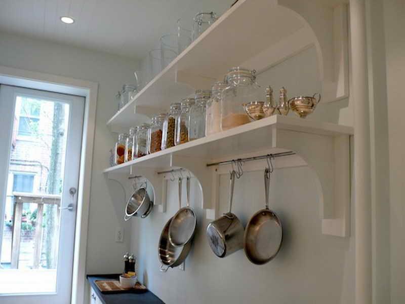 Best ideas about DIY Kitchen Shelving Ideas . Save or Pin Kitchen Diy Kitchen Shelving Ideas Diy Bookshelf Now.
