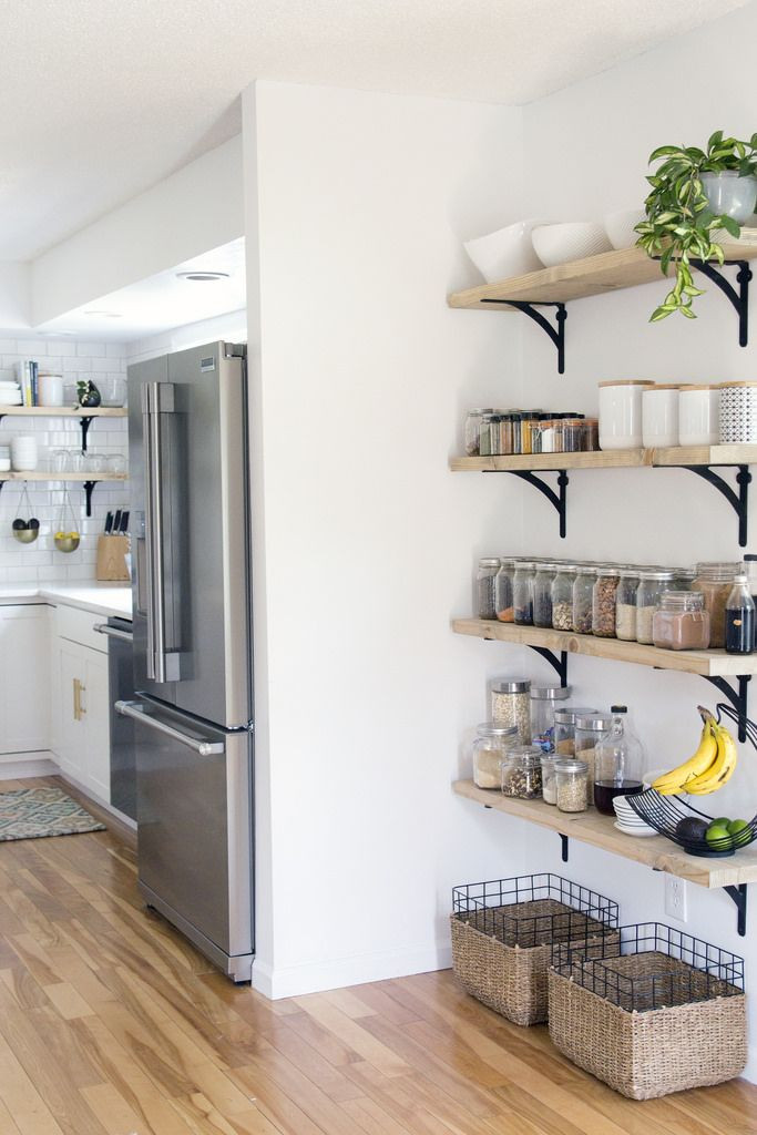 Best ideas about DIY Kitchen Shelving Ideas . Save or Pin Best 25 Diy kitchen shelves ideas on Pinterest Now.