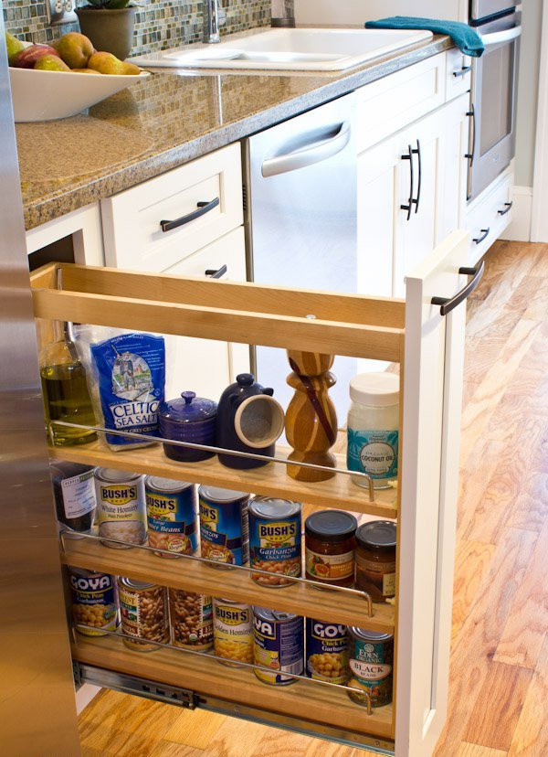 Best ideas about DIY Kitchen Shelving Ideas . Save or Pin Get Organized With These 25 Kitchen Storage Ideas Now.