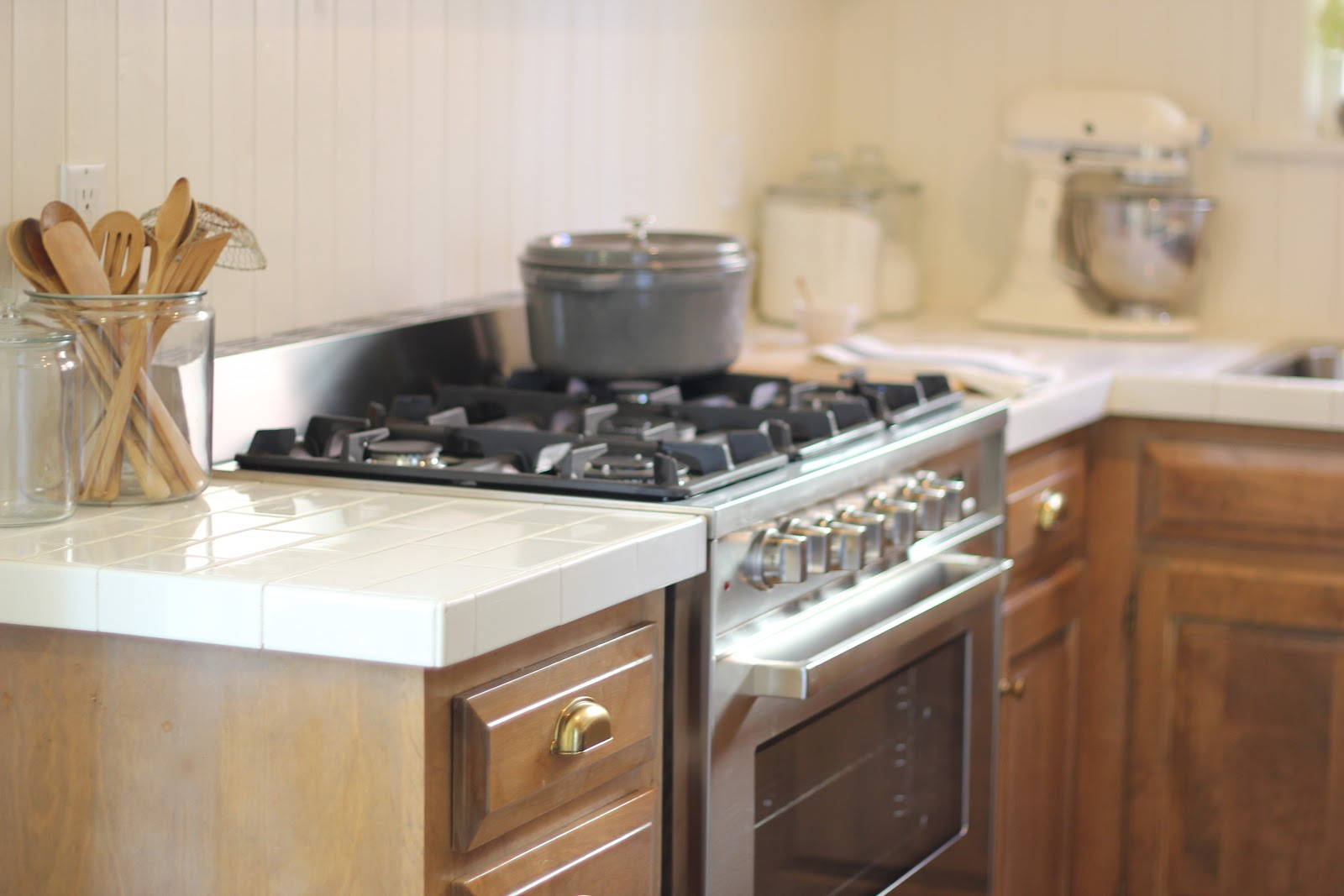 Best ideas about DIY Kitchen Tiling . Save or Pin Jenny Steffens Hobick DIY Kitchen Remodel Now.