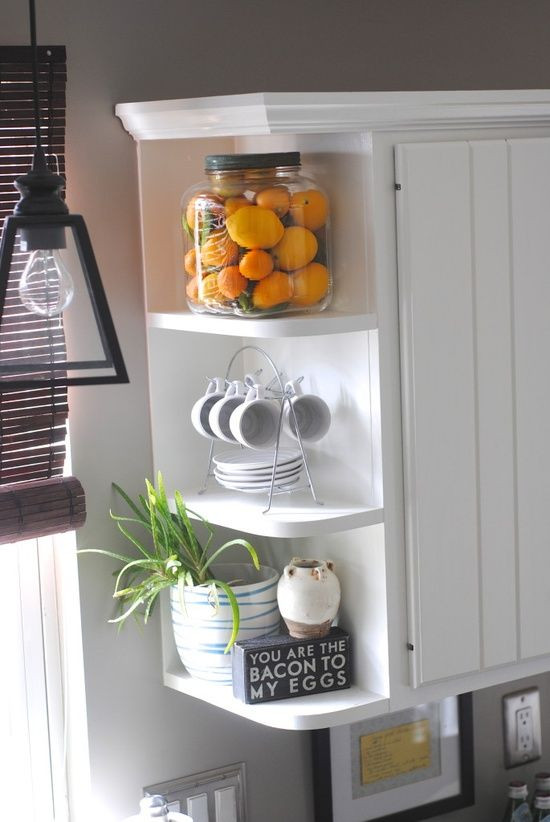 Best ideas about DIY Kitchen Updates . Save or Pin 10 Easy Kitchen Updates on a Dime DIY Now.