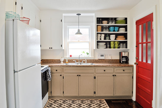 Best ideas about DIY Kitchen Updates . Save or Pin DIY Inexpensive Cabinet Updates Now.