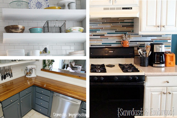 Best ideas about DIY Kitchens Ideas . Save or Pin DIY Kitchen Ideas Easy Kitchen Ideas Now.