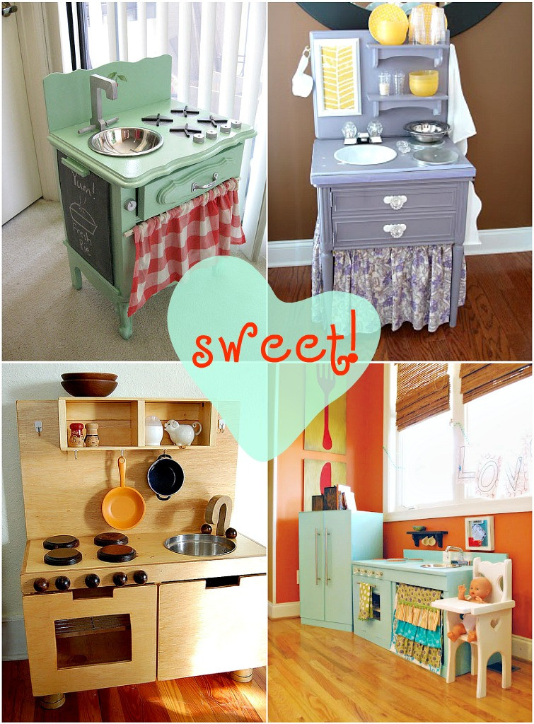 Best ideas about DIY Kitchens Ideas . Save or Pin DIY Play Kitchen Project Ideas Now.