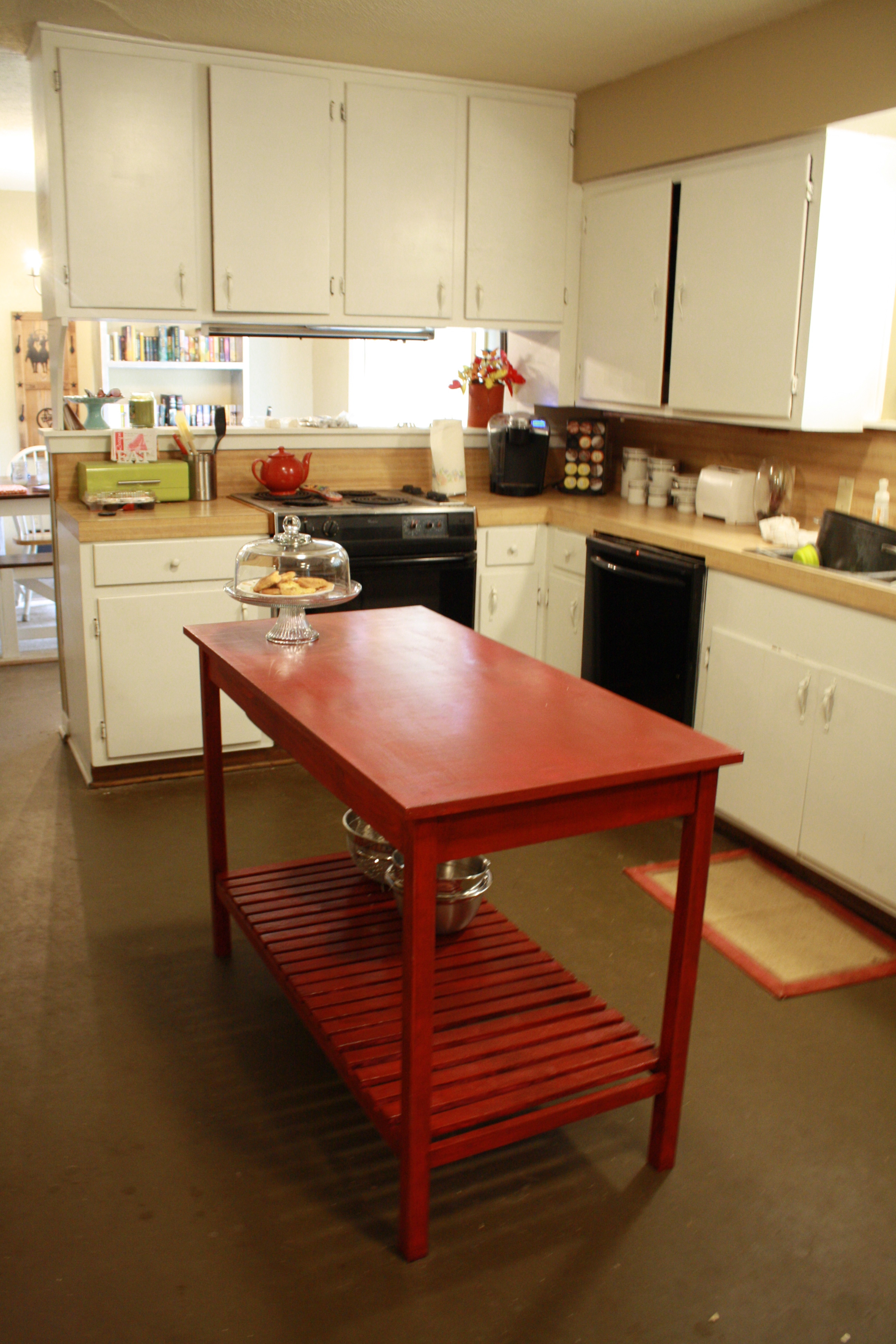 Best ideas about DIY Kitchens Ideas . Save or Pin 8 DIY Kitchen Islands For Every Bud and Ability Now.