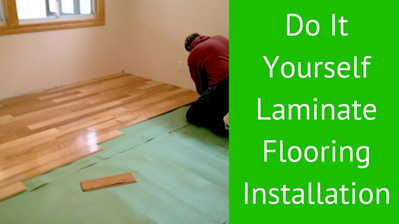 Best ideas about DIY Laminate Floor Install . Save or Pin Do It Yourself Laminate Flooring Installation Now.