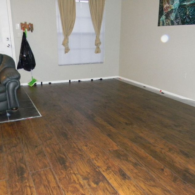 Best ideas about DIY Laminate Floor Install . Save or Pin DIY Laminate Flooring Installation Now.