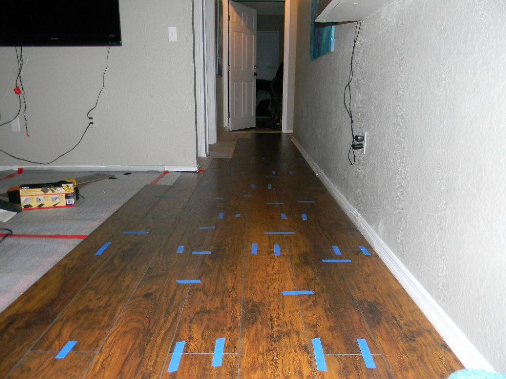 Best ideas about DIY Laminate Floor Install . Save or Pin Hometalk Now.