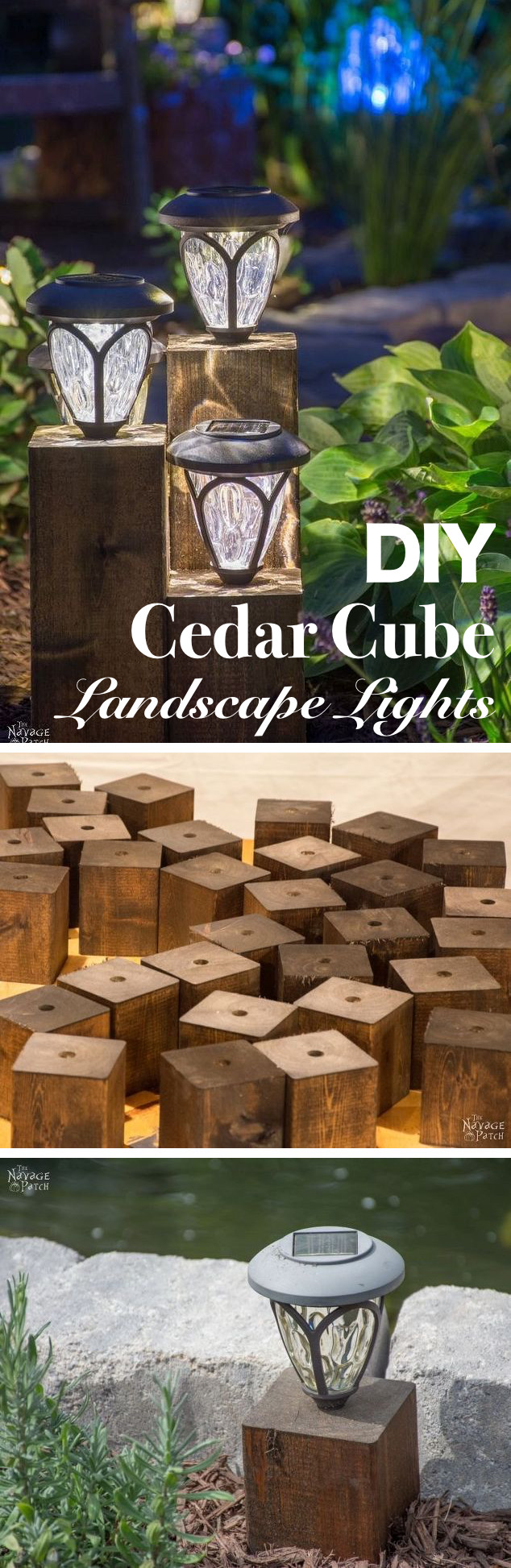 Best ideas about DIY Landscape Lighting . Save or Pin 15 Brilliant DIY Outdoor Lighting Ideas for Summer Homelovr Now.