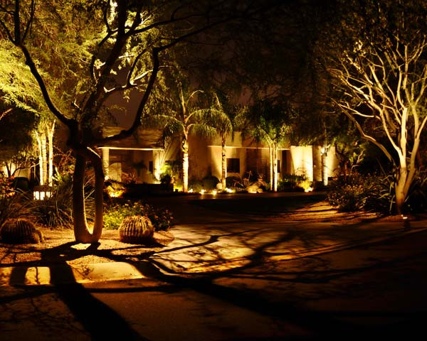Best ideas about DIY Landscape Lighting . Save or Pin Landscaping DIY Outdoor Lighting Now.