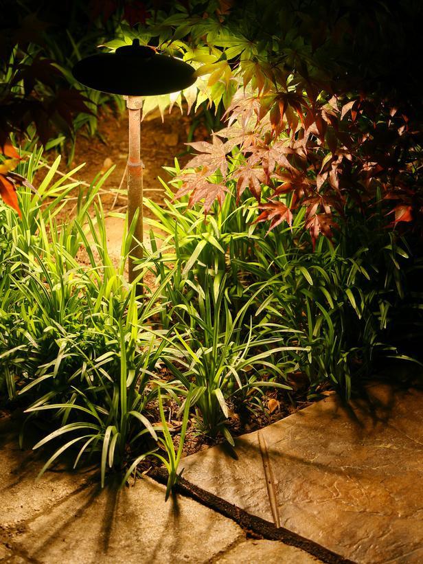 Best ideas about DIY Landscape Lighting . Save or Pin 22 Landscape Lighting Ideas Home Improvement DIY Network Now.