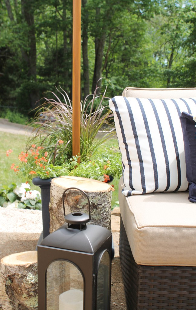Best ideas about DIY Landscape Lighting . Save or Pin DIY Outdoor Light Poles City Farmhouse Now.