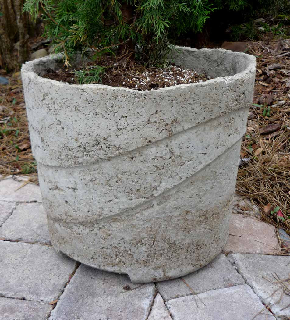 Best ideas about DIY Large Planters . Save or Pin Homemade Planters Now.