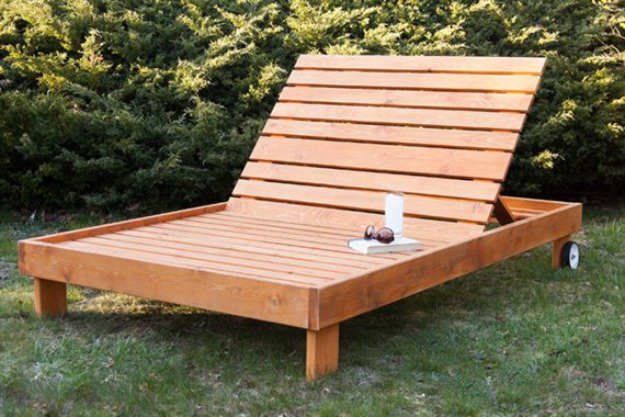 Best ideas about DIY Lawn Furniture . Save or Pin Easy DIY Outdoor Garden & Patio Furniture Now.