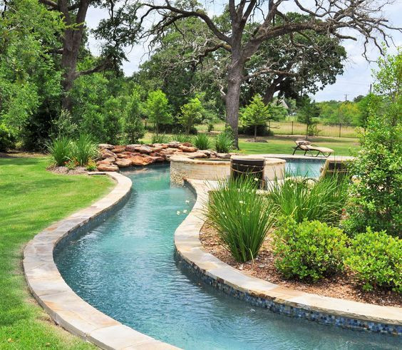 Best ideas about DIY Lazy River . Save or Pin 25 best ideas about Backyard Lazy River on Pinterest Now.
