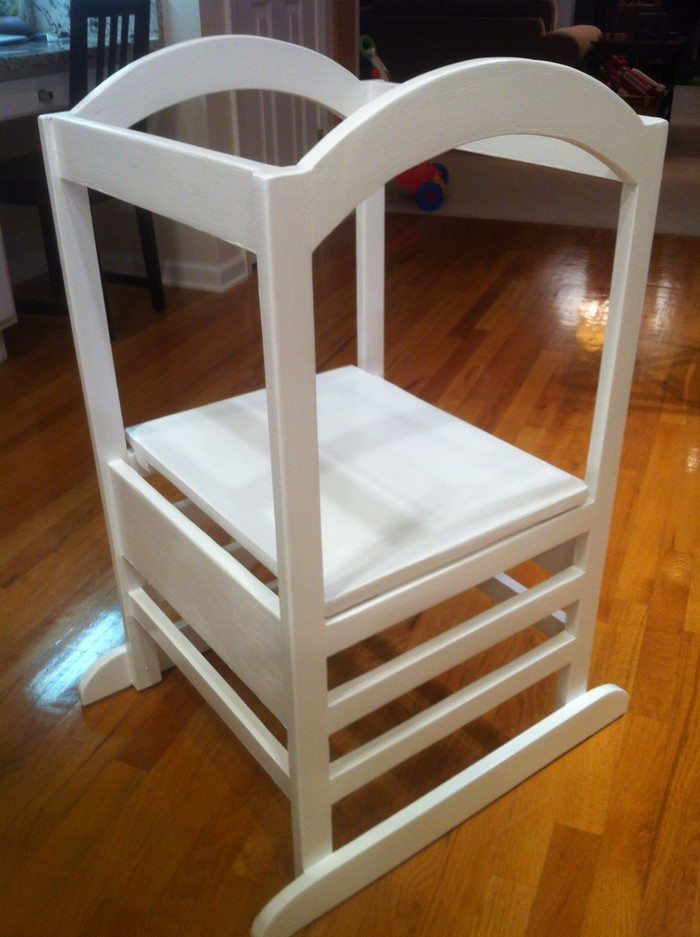 Best ideas about DIY Learning Tower . Save or Pin Build a learning tower for the kids Now.