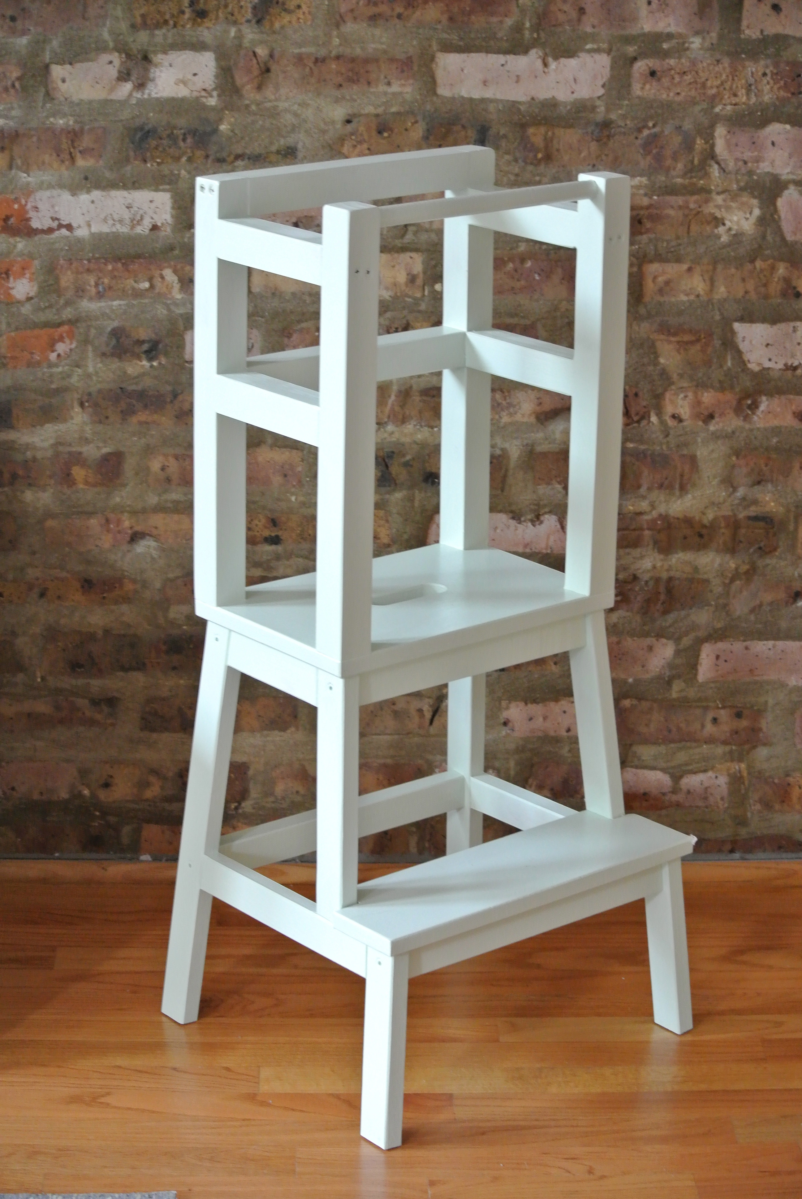 Best ideas about DIY Learning Tower . Save or Pin Learning Tower DIY – eFreeHand Now.