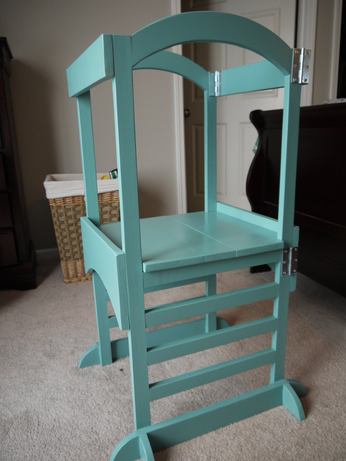 Best ideas about DIY Learning Tower . Save or Pin Ana White Build a The Little Helper Tower Now.