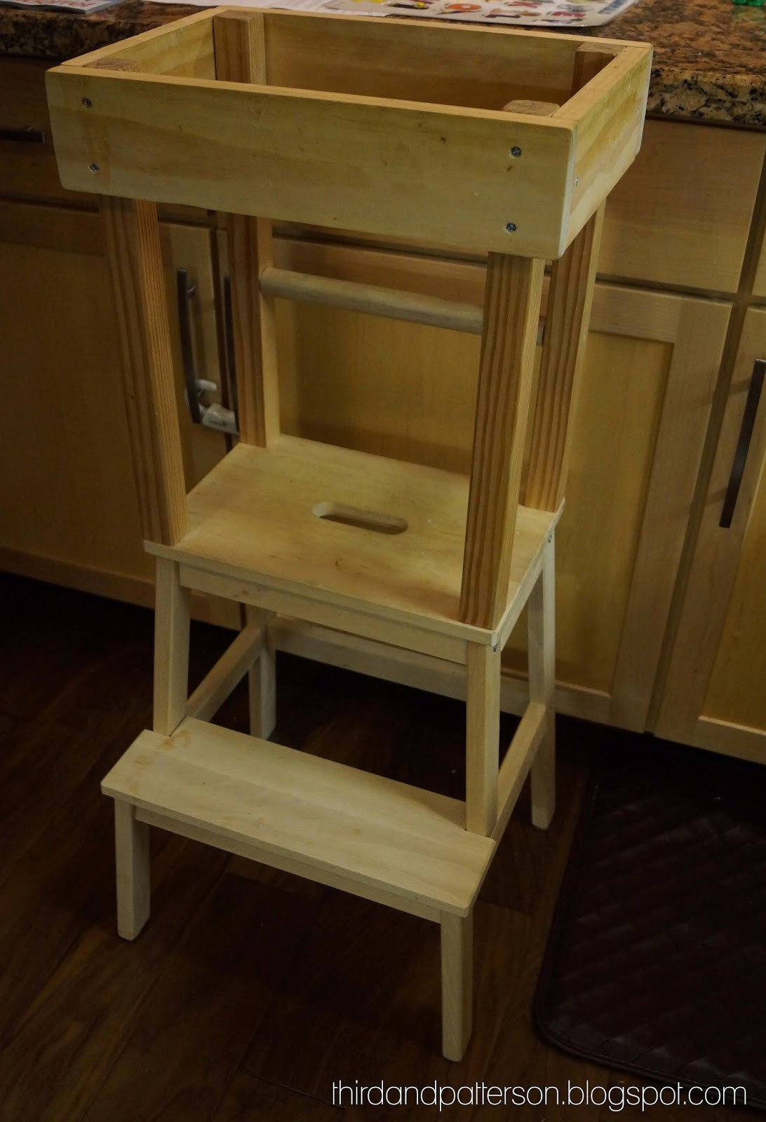 Best ideas about DIY Learning Tower . Save or Pin Third and Patterson DIY Toddler Learning Tower Now.