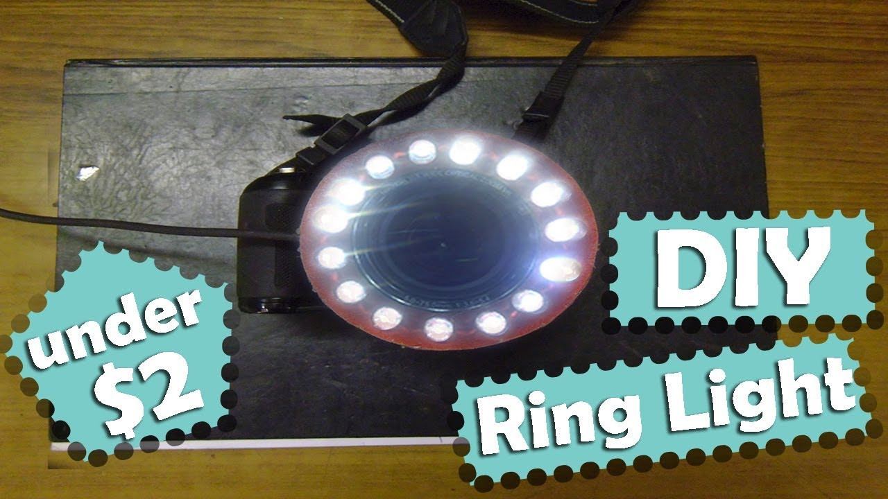 Best ideas about DIY Led Ring Light . Save or Pin Cheapest DIY Led Ring Light Now.