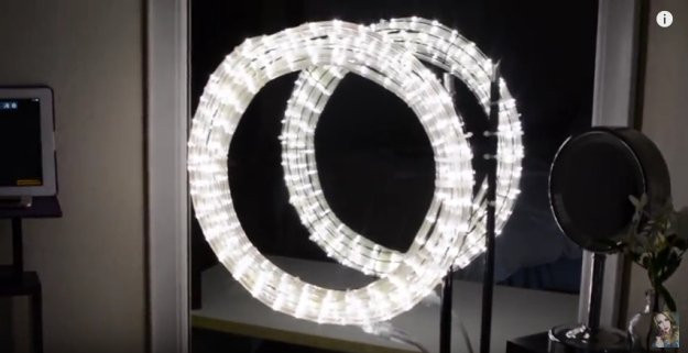 Best ideas about DIY Led Ring Light . Save or Pin Easy Makeup DIY Ring Light For Beginners Now.